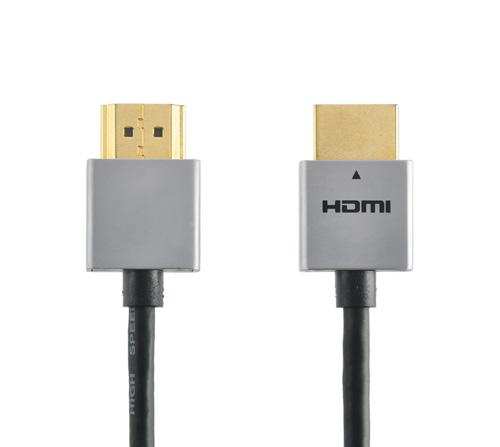 posh-e普旭HDMI线 金属头HDMI线超细高清线