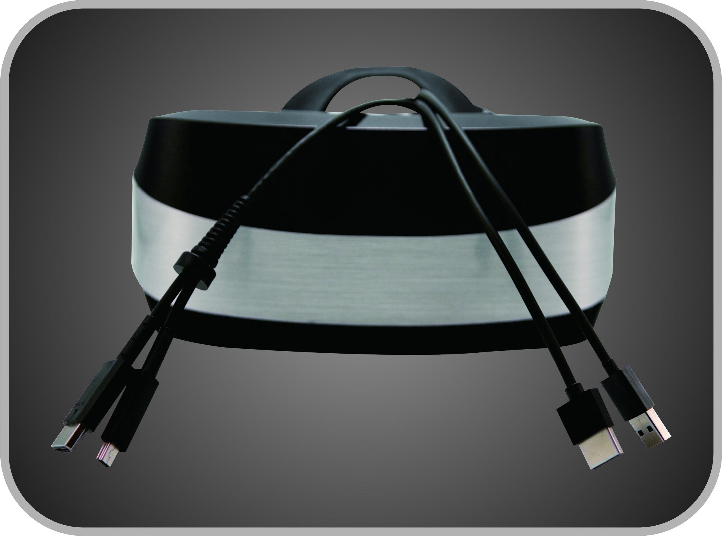 VR高清信号线 1分2