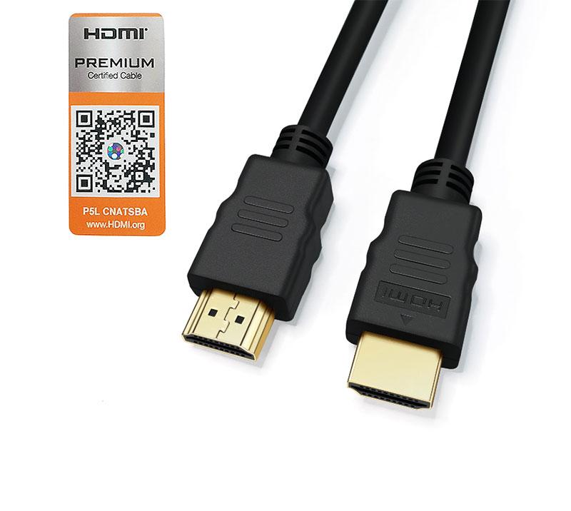 HDMI高清线 A - A(过HDMI2.0认证)