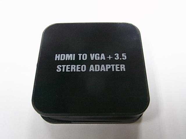 posh-e普旭HDMI转VGA