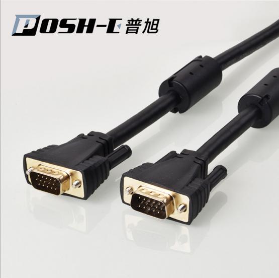 posh-e普旭 VGA TO VGA  CABLE